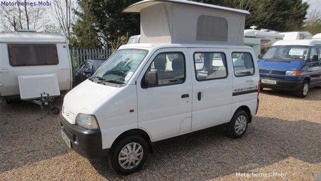 Micro camper vans for sale